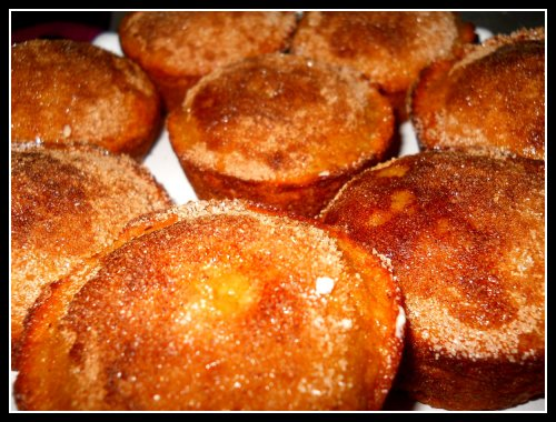 Baked Autumn Donuts Recipe