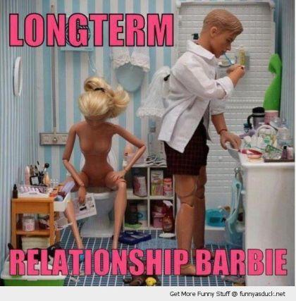 long term barbie