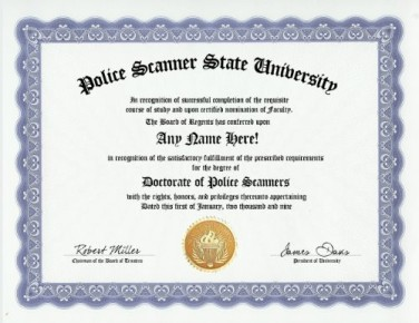 scanner degree