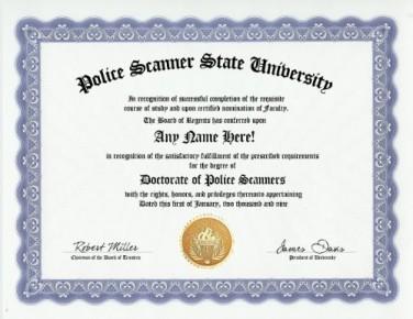 scanner degree