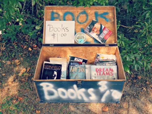 book trunk