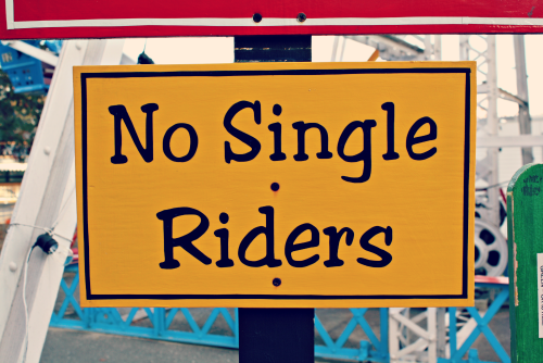 No Single Riders / From The Siren's Tale