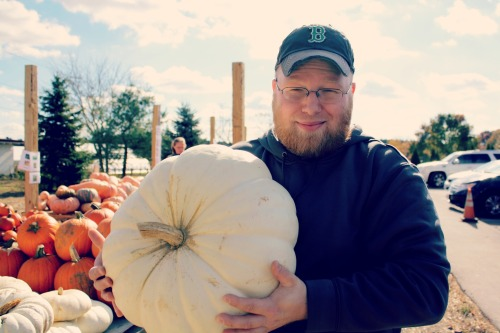 Michael and the Great Pumpkin / Support Your Local Farmer from The Siren's Tale