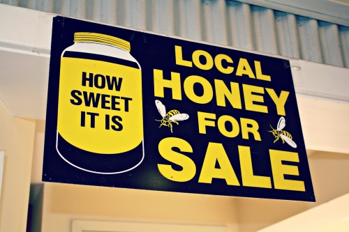 Local Honey / Support Your Local Farmer from The Siren's Tale