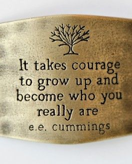 Courage to Chase Dreams / From TheSirensTale.com