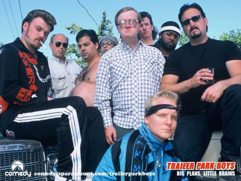 Trailer Park Boys / from TheSirensTale.com