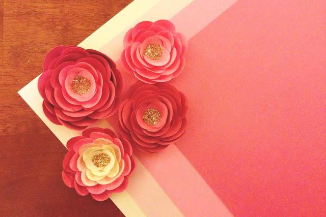 DIY Paper Flowers from http://www.riversandroads.me/