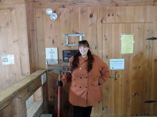 Farmer Caitlin / from TheSirensTale.com