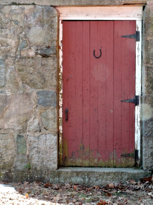 Red Door / from TheSirensTale.com